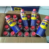 Pelumas Anti Karat WD40 333ML