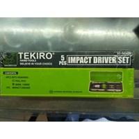 Jual Impact Driver Merk Tekiro Set