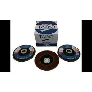 Amplas Susun Flapdisc 4 Inci