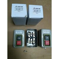 Power Push Button BS216B
