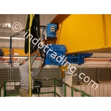 Instalasi Endcarriage OHC Cap 3 Ton