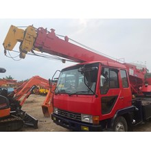 Hydraulic Mobile Crane KATO NK70MV build up Jepang