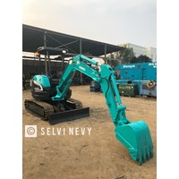 Sell Mini Excavator Kobelco SK30SR-5 build up Japan 2