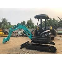 Distributor Mini Excavator Kobelco SK30SR-5 build up Japan 3