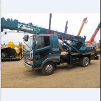 Hydraulic Truck Crane 1