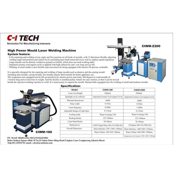 Laser Welding Machine CIWM-Z400