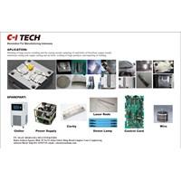 Distributor Laser Welding Machine CIWM-180 3