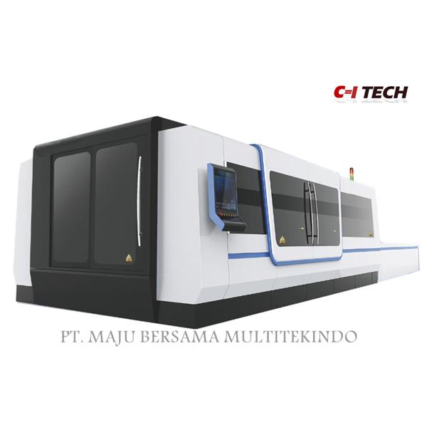 Mesin Fiber Laser Cutting CIFC-2000S