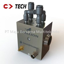 Water-Cooled Q Switch