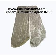 LEOPARD ALMUNIZED APRON