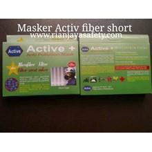 MASKER ACTIV FIBER SHORT