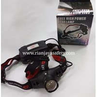 Jual HEAD LAMP CREE LED