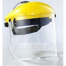 BLUE EAGLE FACE SHIELD