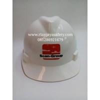 Jual Helm Custom PT. Scan Shipping