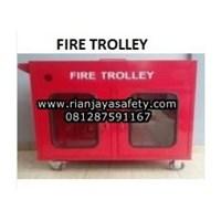 FIRE TROLLEY