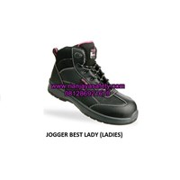 Jual Sepatu Safety JOGGER BEST LADY (LADIES)