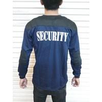 KAOS SECURITY LENGAN PANJANGAN BANTALAN