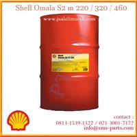 Jual Oli Shell Omala S2M 68