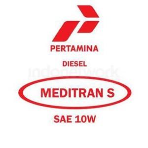 Dari OLI  Meditran S 10W 1
