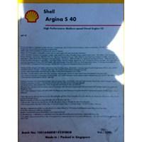 Distributor Oli Shell Argina S 30 3