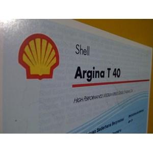 Oli Shell Argina T 40