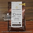 Dark Chocolate Couverture NOIR Callebaut 1