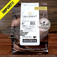 Coklat Batangan Chocolate Callebaut