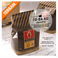 Jual Tulip Bordeaux Pure Dark Cocoa Powder