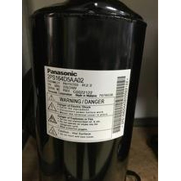 compressor panasonic model 2ps164d (1pk)