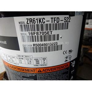 compressor copeland model ZR61KC-TFD-522