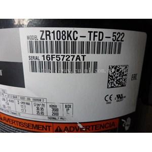 Jual compressor copeland model ZR108KC-TFD-522 ( 9pk )
