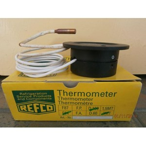 Thermometers with capillary refco model F87