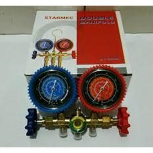 manifold starmex model CT-536GF-C (R22 .R134a .R32 .R410A)