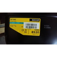 Jual compressor danfoss model SC15G ( 1/2pk )