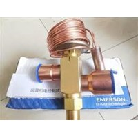 expansion thermal valve emerson model TRAE 20 HW 100 ( 20 Ton) 1