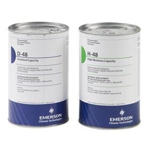 core dryer emerson model D-48