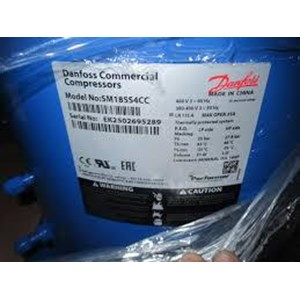 compressor danfoss model SM185S4CC (15pk)