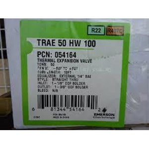expansion emerson model TRAE 50 HW 100
