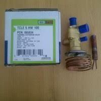 thermal expansion valve model TCLE 5 HW 100 (5 TON) 1