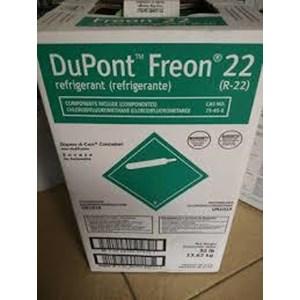 R22 dupont usa (13.62kg)