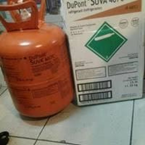 Jual R407C dupont suva ( 11.35kg )