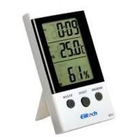 jual Digital Hygrometer ac merk elitech model DT-2