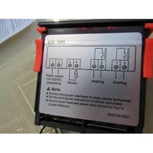 From temperature controller  ac merk elitech model STC-1000  0
