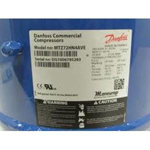 compressor danfoss model MTZ72HN4AVE (7HP)