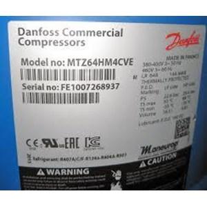 compressor danfoss model MTZ64HM4CVE