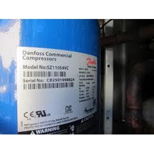 compressor danfoss model SZ110S4VC