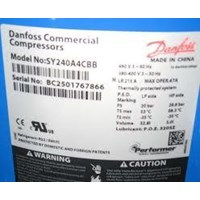 compressor danfoss model SY240A4CBE