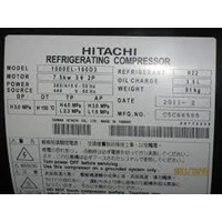 jual compressor hitachi model 1000EL-160D3 (10HP)