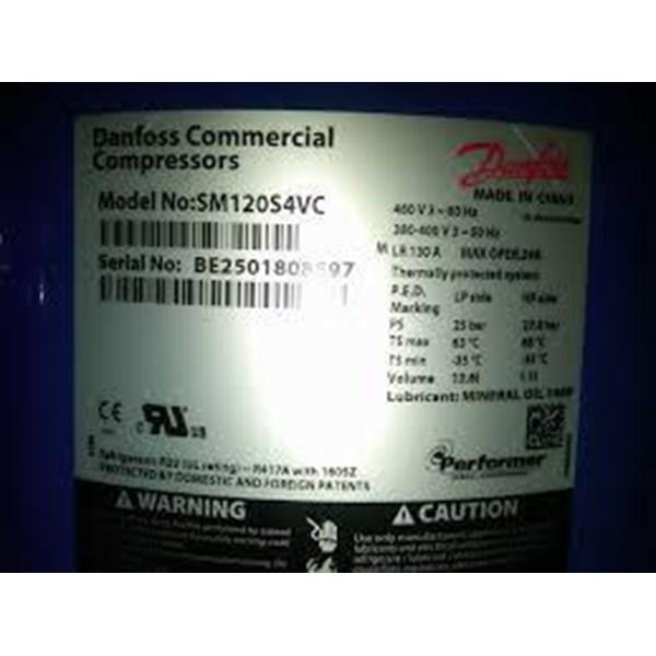 Jual Kompressor Danfoss SM120 ( 10pk )