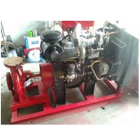 Fire Pump Diesel